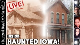 Haunted Iowa Ghost Stories with Paranormal Authors!