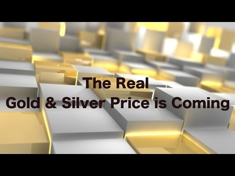 The Real Gold & Silver Price is Coming Pt1