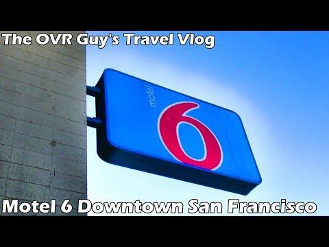 Motel 6 Downtown San Francisco Review