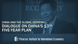 Vice Minister Zhu: China and the Global Economy:  Dialogue on China's 13th Five-Year Plan