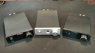 Z Review - SMSL A2, SA98, SA160