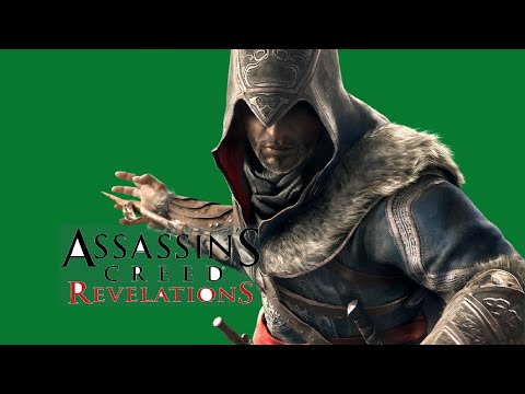 Ассасин на кнопочном телефоне Assassin's Creed: Revelations J2ME + Path To Revelations | ShelfShock