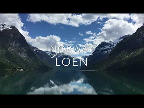 Loen | A look at the wonders of Norway | 1st August 2017 | Inghams Lakes and Mountains