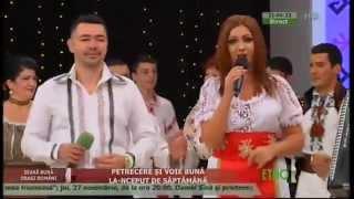 Andreea si Adrian Cirstea Etno Tv Seara buna, dragi romani HD
