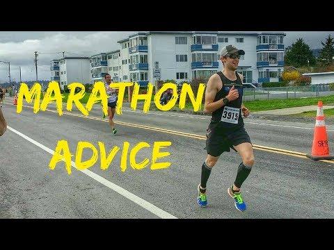 Marathon Training Tips and Marathon Race Day Tips