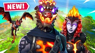 NEW PACK OF SKINS - News from the UPDATE 8.20 on Fortnite!