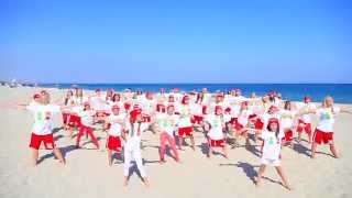 We Are One Dance Camp TODES ITALY 2014