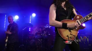 Tygers Of Pan Tang, Never Satisfied @ Wildfire Festival, Scotland, July 2015