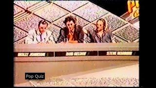 Pop Quiz 1984 - Steve Marriott, P. P. Arnold