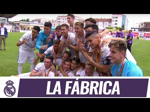 🏆🏆🏆 The Under-19s win the Copa del Rey to complete historic treble! streaming vf