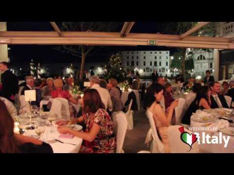 Wedding Dj Italy in Venice - Hotel Westin Europa & Regina