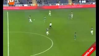 Fenerbahçe Bursaspor 2 - 0 Ziraat Türkiye Kupası Maçının geniş özeti ve Golleri
