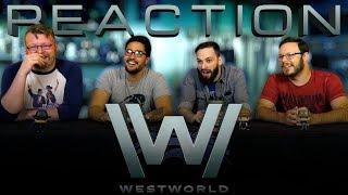 Westworld III - HBO 2020 Teaser Trailer REACTION!!