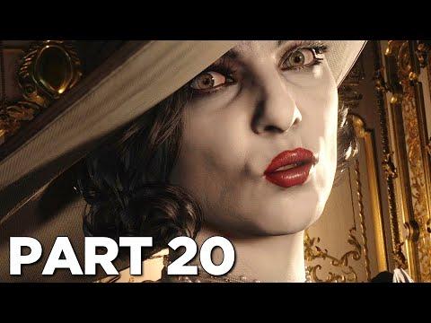 RESIDENT EVIL 8 VILLAGE Walkthrough Gameplay Part 20 - ALCINA'S TREASURE (FULL GAME)