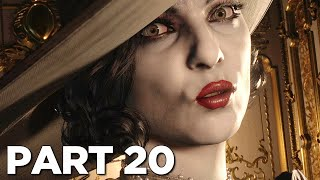 RESIDENT EVIL 8 VILLAGE Walkthrough Gameplay Part 20 - ALCINA'S TREASURE (FULL GAME)