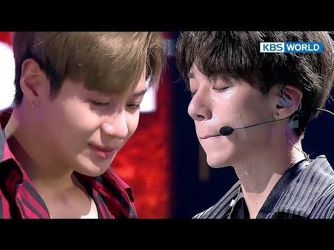 """Who made Taemin cry?...""""I'll do my best!!!!"""" [The Unit/2017.12.14]"""