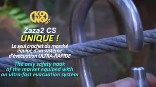 COUDOU PRO SYSTEM ZAZA safety system by KONG