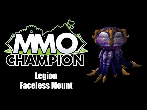 Legion - Fathom Dweller Mount