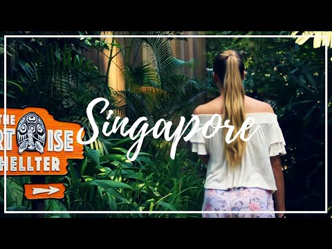 What to do with 3 Days in Singapore   TRAVEL VLOG