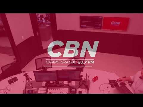 CBN Campo Grande (16/03/2020) - com Ginez Cesar e Ingrid Rocha
