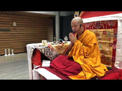 Вопрос: Как практиковать буддийскую медитацию?