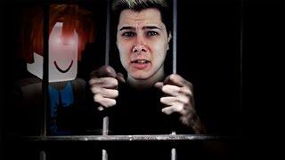 МЕНЯ ПОСАДИЛИ? - ПОБЕГ ИЗ ТЮРЬМЫ - Roblox(Роблокс) - Prison Life