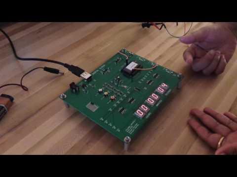Digital Clock - VLSI Design Lab Columbia University 2016