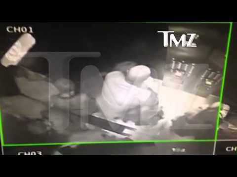 Jay Z ATTACKED by Beyonce's Sister Solange [TMZ]