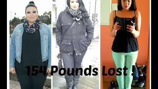 My Weight Loss Transformation - before and after pictures ( 154Pounds in 10months )