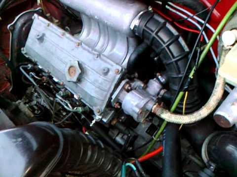 Замена шестерни коленвала Fiat Ducato 2.5 TDI - YouTube