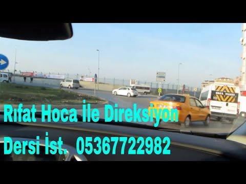 Trafiğe Yeni Çıkan Sürücü Neye Dikkat Etmeli (Ataşehir Çekmeköy Dudullu Sancaktepe 05367722982)