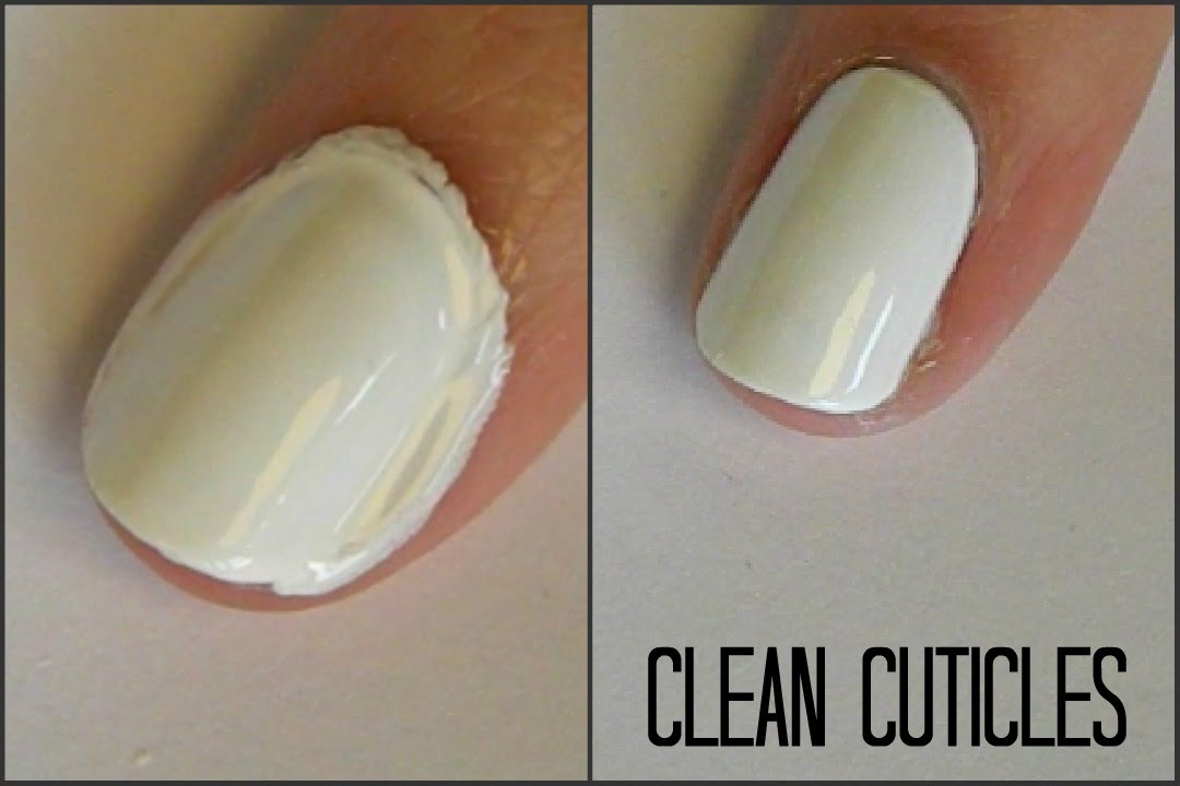 How To Clean Up Messy Nail Polish Tutorial Nailsbysofie Youtube