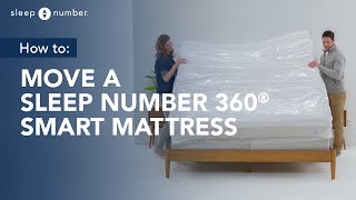 How To Move A Sleep Number 360 Smart Mattress
