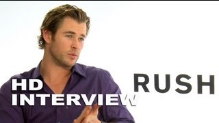 Rush: Chris Hemsworth Talks About The Glamour Behind His Character