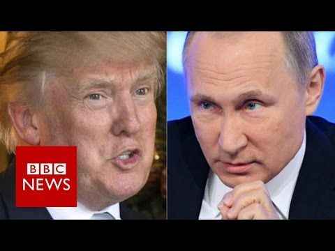 Trump Russia ties: Kremlin says it has no 'compromising' information - BBC News
