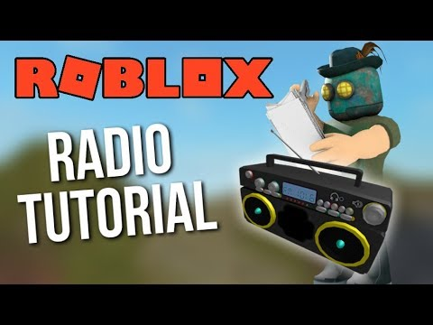Roblox tutorial radio model on your back with a gui youtube roblox robloxdev robloxstudio publicscrutiny Images