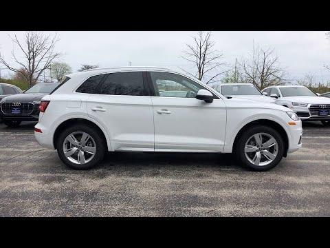 2019 Audi Q5 Lake forest, Highland Park, Chicago, Morton Grove, Northbrook, IL A191020