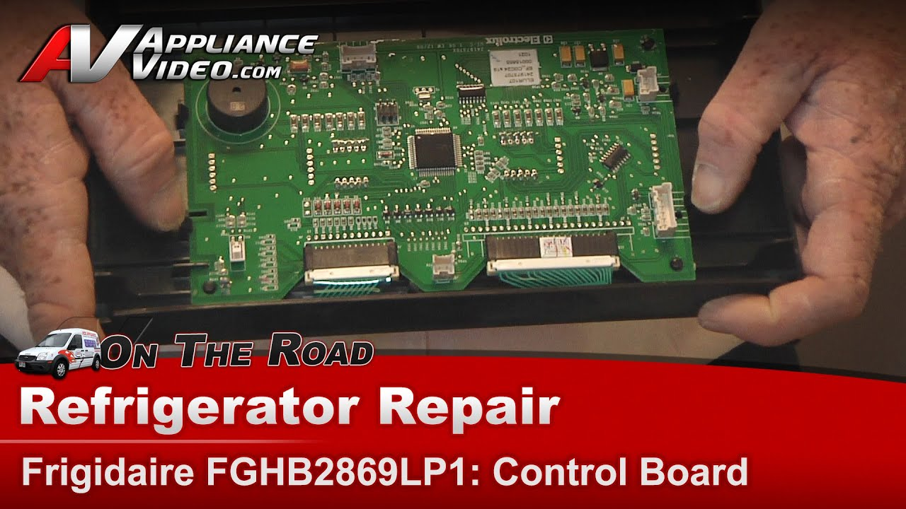 maxresdefault electrolux & frigidare refrigerator repair & diagnostics main Frigidaire FGHB2844LF Recall at edmiracle.co