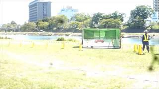 愛知県 岡崎市 消防団技術発表会2013