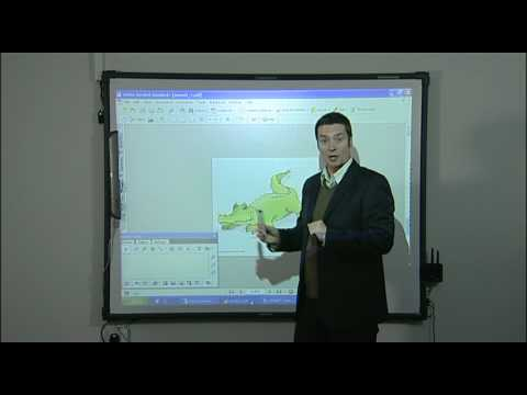 Working with Images - How to use an Interactive Whiteboard - clip 5