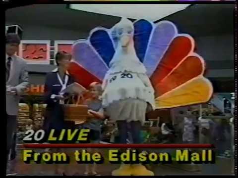 WBBH TV20 Noon News Edison Mall 1984