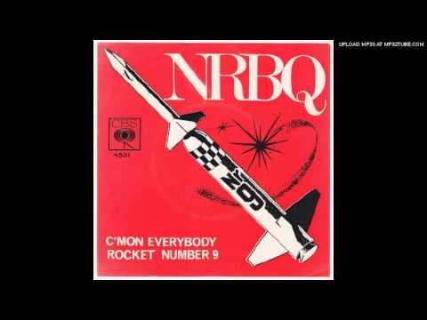 NRBQ - Rocket Number 9 - MONO 45 VERSION