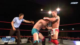 Blockheads feat. GWP: Will Ospreay vs. Petey Williams Tribute (Focus On Optimum II, Germany)