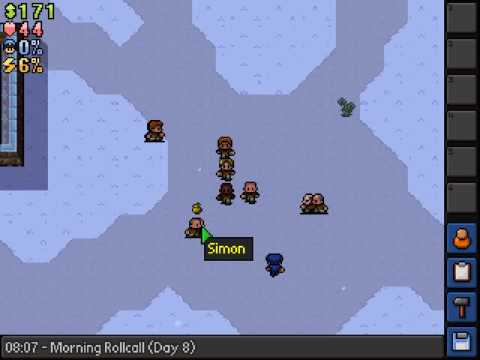What a game! / The Escapists |