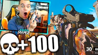ME HAGO +100 KILLS EN NUKETOWN COD COLD WAR - AlphaSniper97