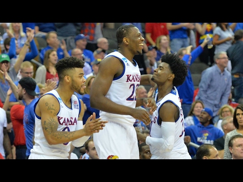 Sweet 16: Kansas stomps Purdue