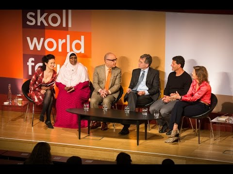 5 Experts: The Drivers of Inequality | Skoll World Forum 2016