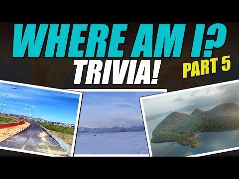 Where Am I? Trivia Part 5!