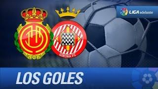 Todos los goles de RCD Mallorca (0-1) Girona FC
