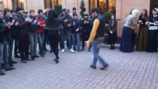 Лучший танцор Чечни ,Четкая Лезгинка